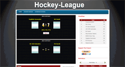 Preview of hockeyleague.jarek.yum.pl